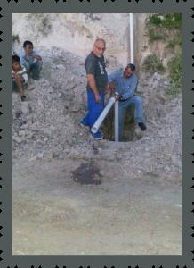 clean water in Honduras